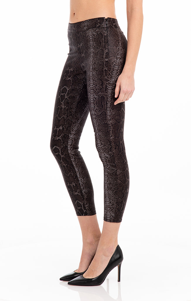 JOEY PULL ON SNAKE PRINT LEGGING (BOA) - FIDELITY