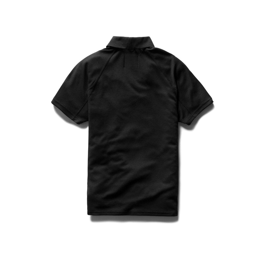 KNIT POWER DRY POLO - REIGNING CHAMP