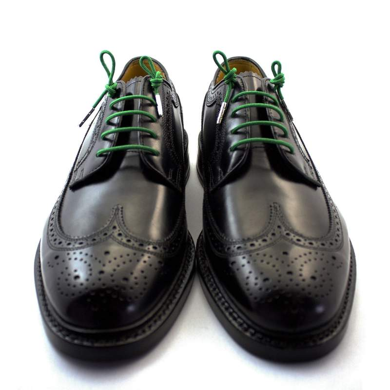 NICKLAUS GREEN SHOE LACES - STOLEN RICHES