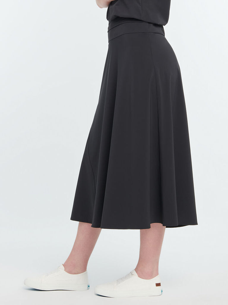 TECH STRETCH SKIRT - NIC & ZOE
