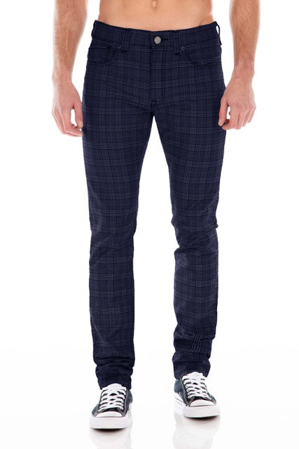 TORINO SLIM JEAN (KILLMEISTER PLAID) - FIDELITY