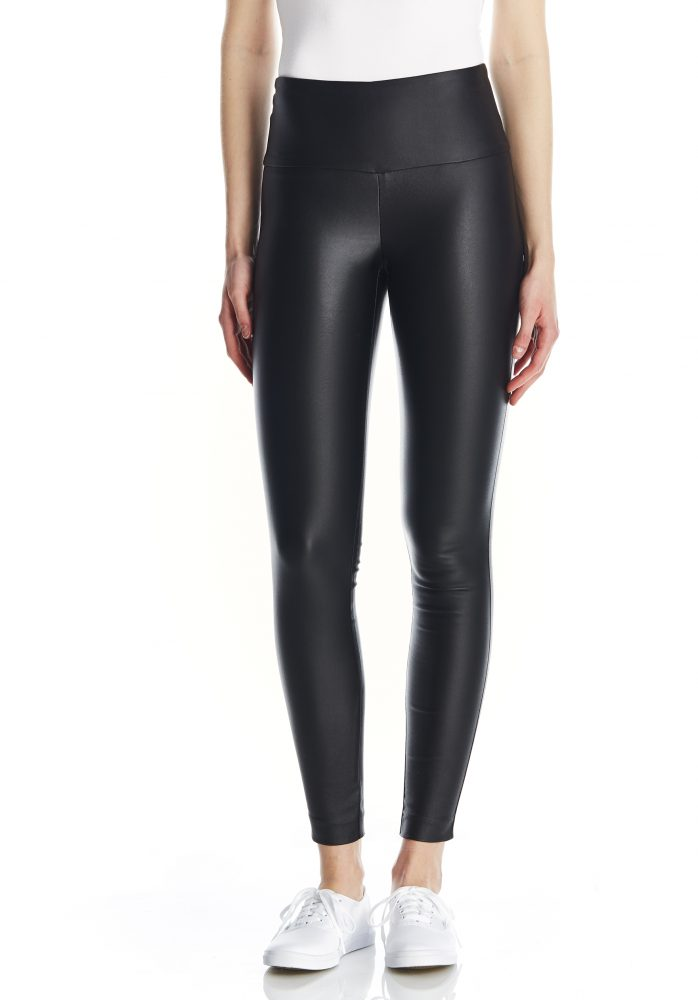 THE 'VICKY' WAXED LEGGING - TYLER MADISON