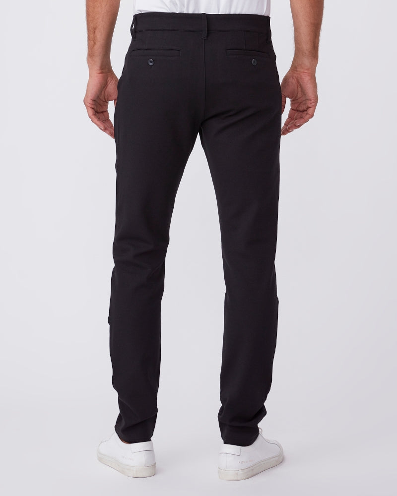 STAFFORD PANT (BLACK) - PAIGE