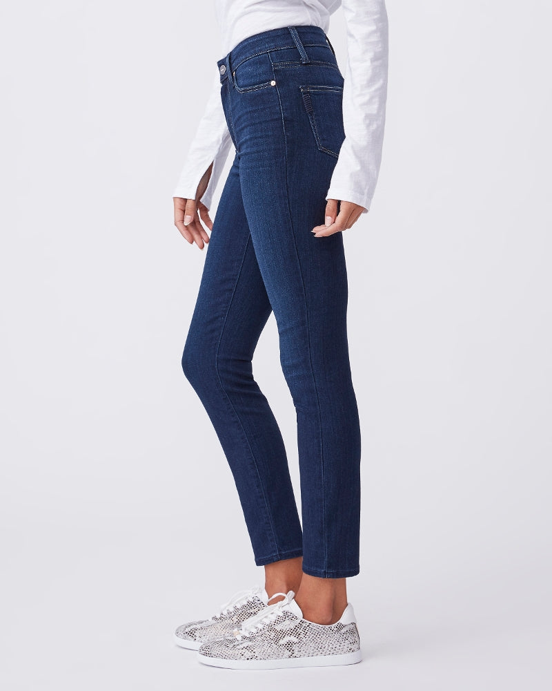 HOXTON ANKLE SKINNY (FAMOUS) - PAIGE