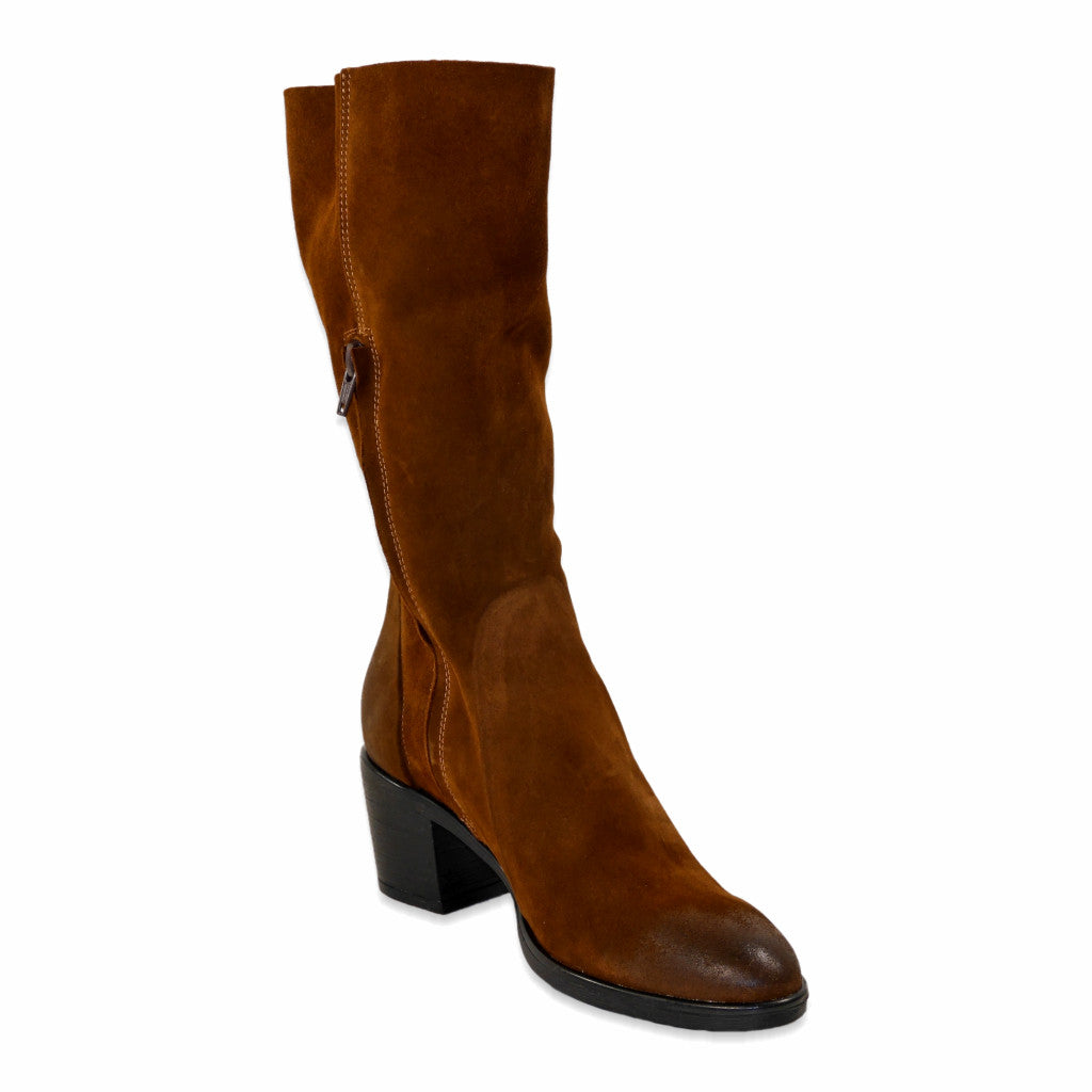 SALLY MID SLOUCH BOOT - DAVID TYLER