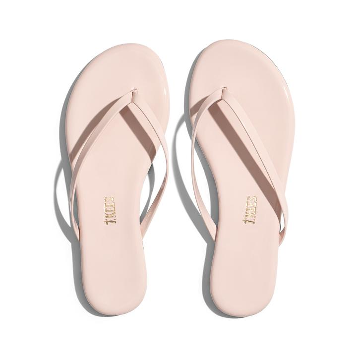 LILY GLOSSES SANDAL (WHIPPED CREAM) - TKEES