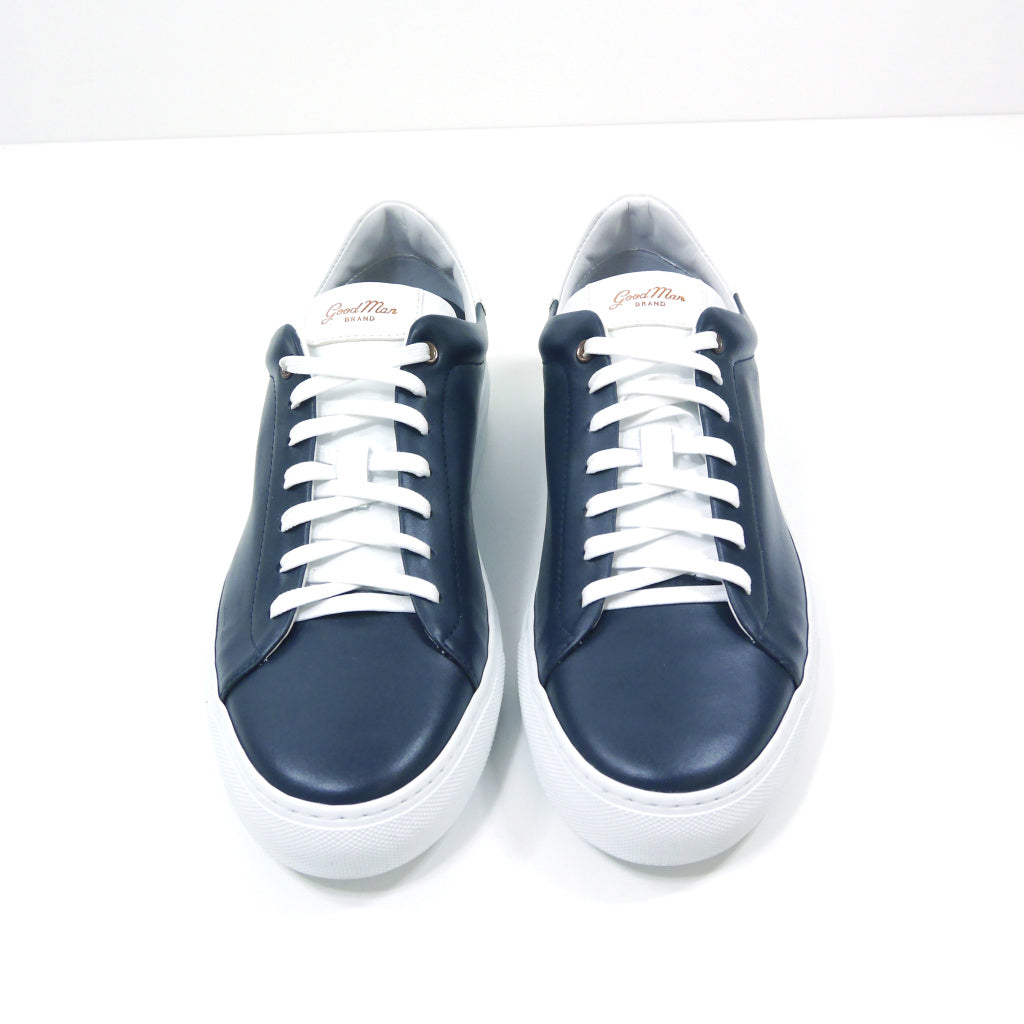 LEGEND LO TOP SNEAKER- NAVY/WHITE - GOODMAN