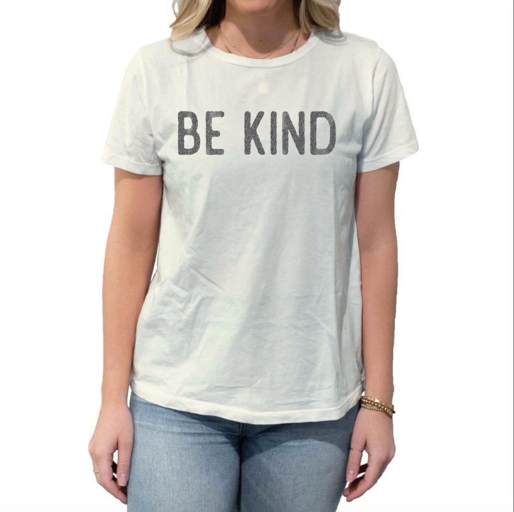 BE KIND T-SHIRT - RETRO BRAND