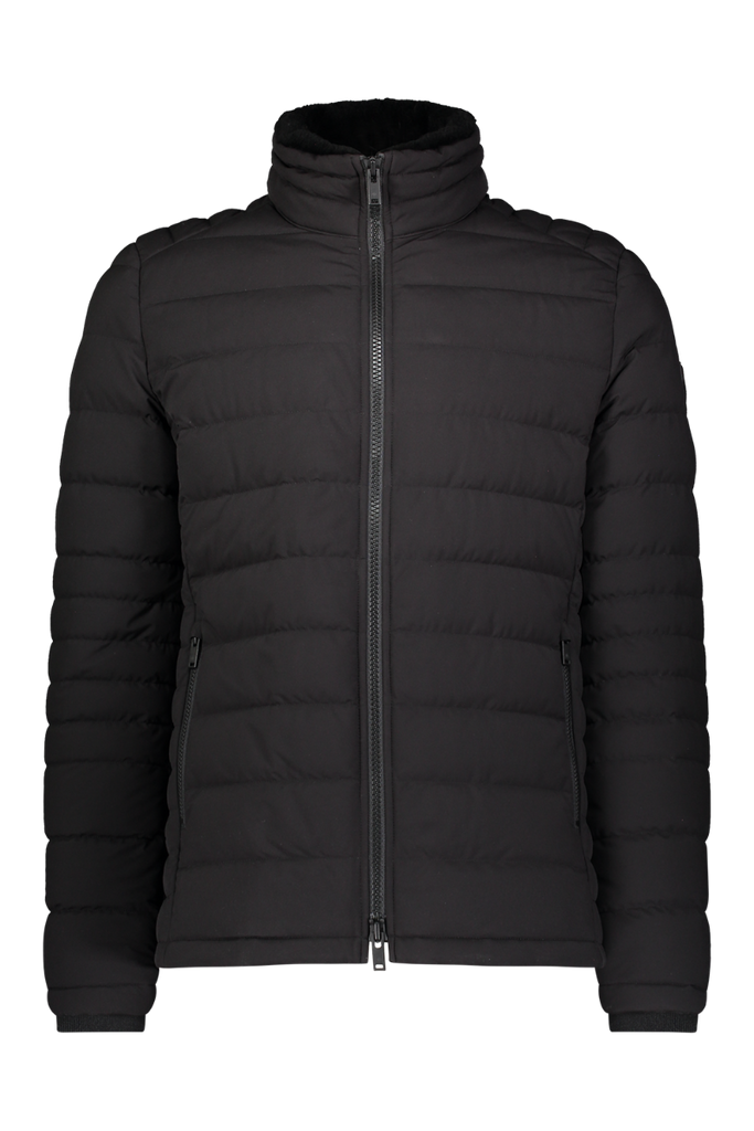 SILVERTHORN JACKET BLACK  - MOOSE KNUCKLES