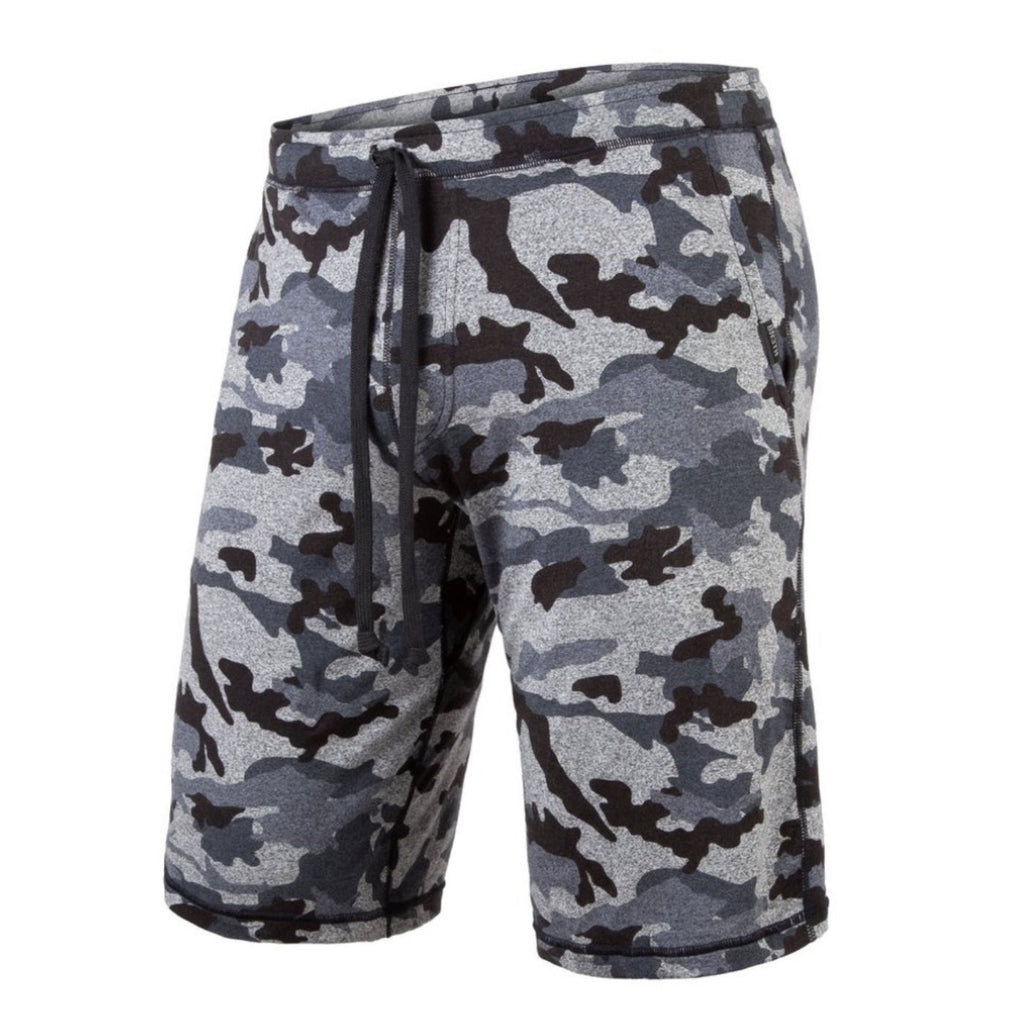 CLASSIC PYJAMA SHORT (BLACK CAMO) - BN3TH