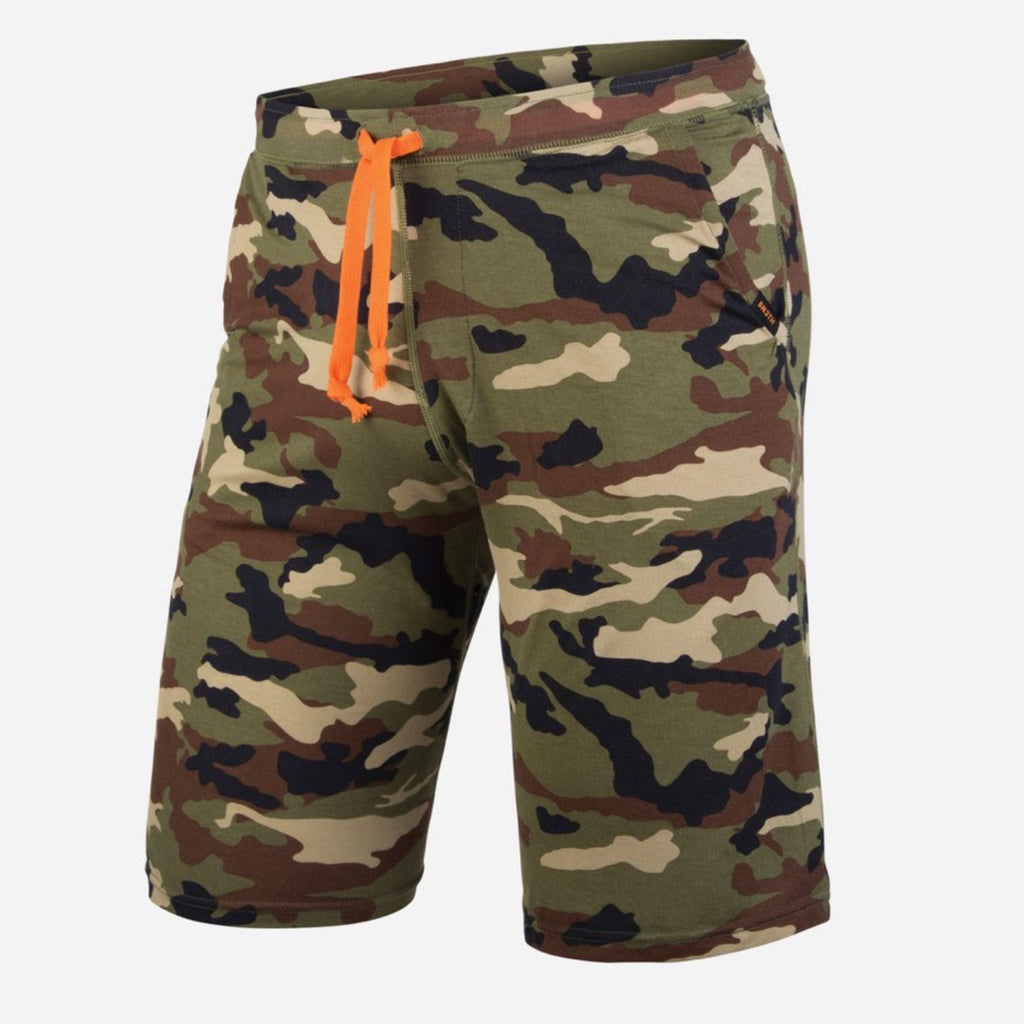 CLASSIC PYJAMA SHORT (GREEN CAMO) - BN3TH