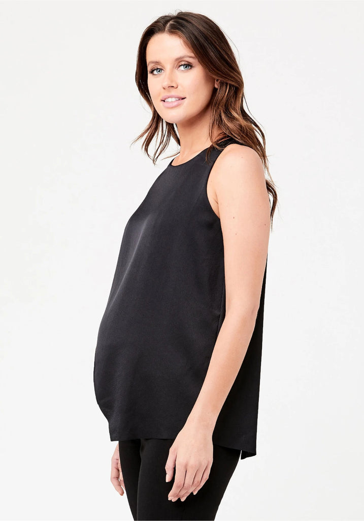 ASYMMETRIC NURSING TOP - RIPE MATERNITY