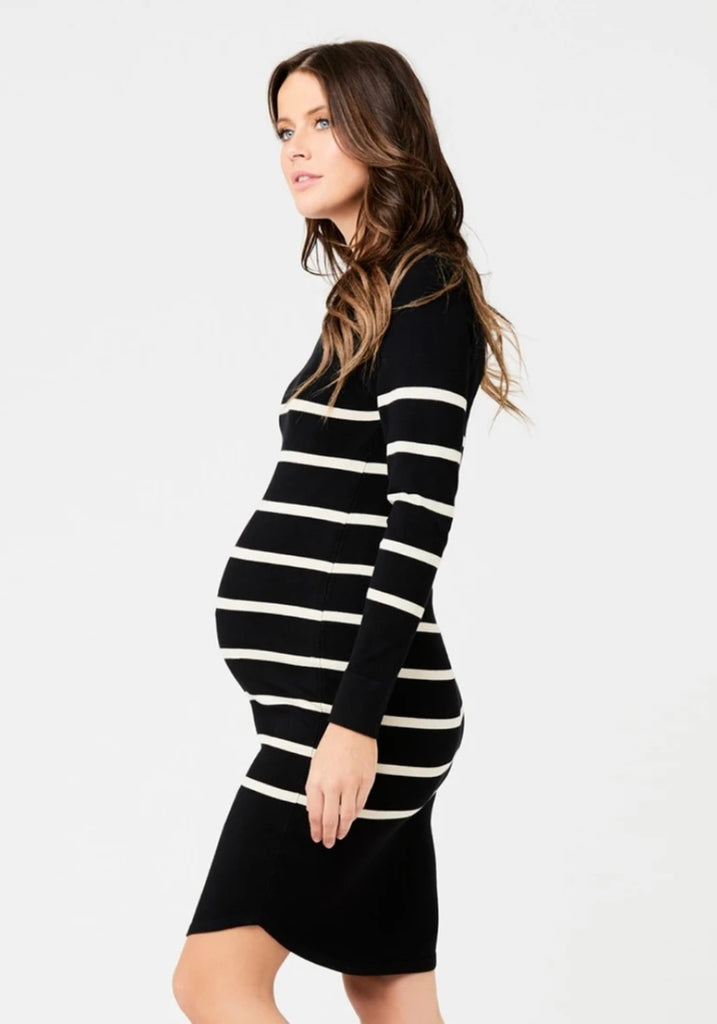 VALERIE MATERNITY TUNIC DRESS - RIPE MATERNITY