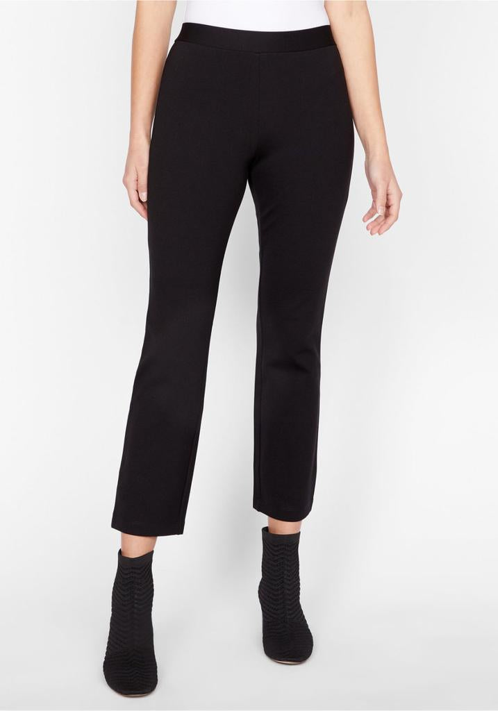 CARNABY KICK CROP LEGGING (BLACK) - SANCTUARY