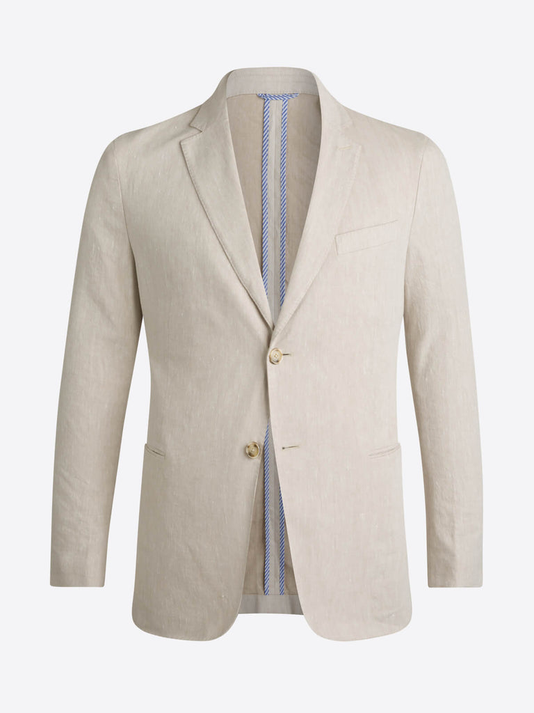 TWO BUTTON BLAZER - BUGATCHI