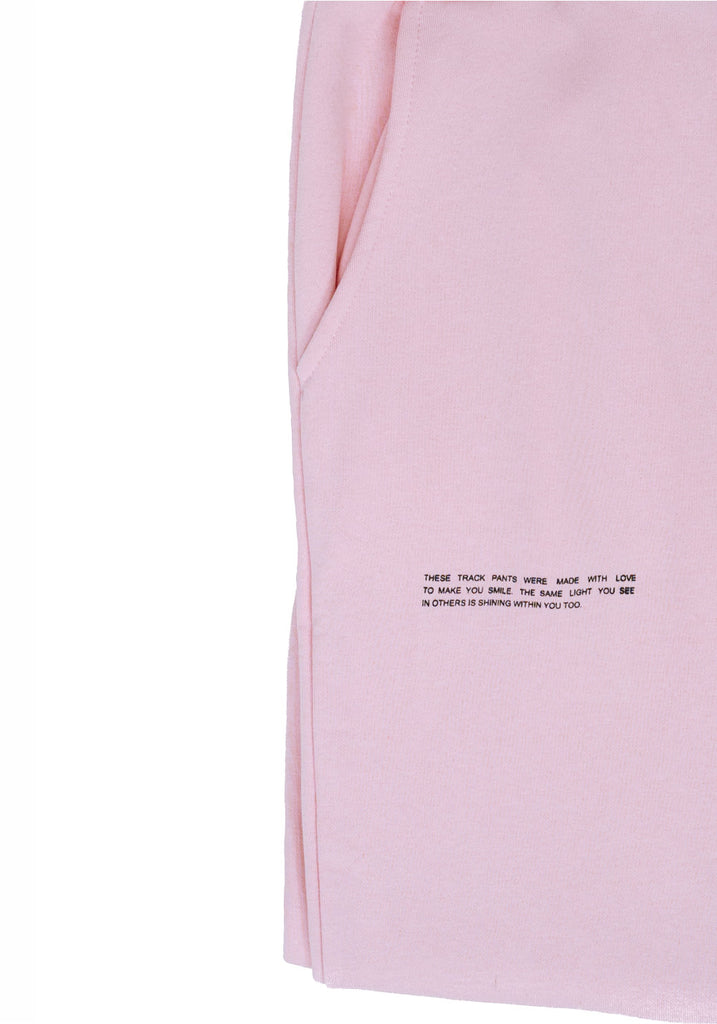COTTON SWEATPANTS (PINK) - SHINE THE LIGHT ON