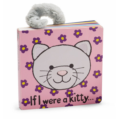 IF I WERE A KITTY BOOK - JELLYCAT