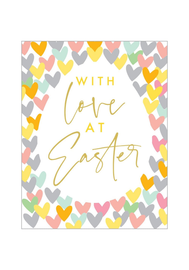 EASTER WITH LOVE - PAPER E. CLIPS