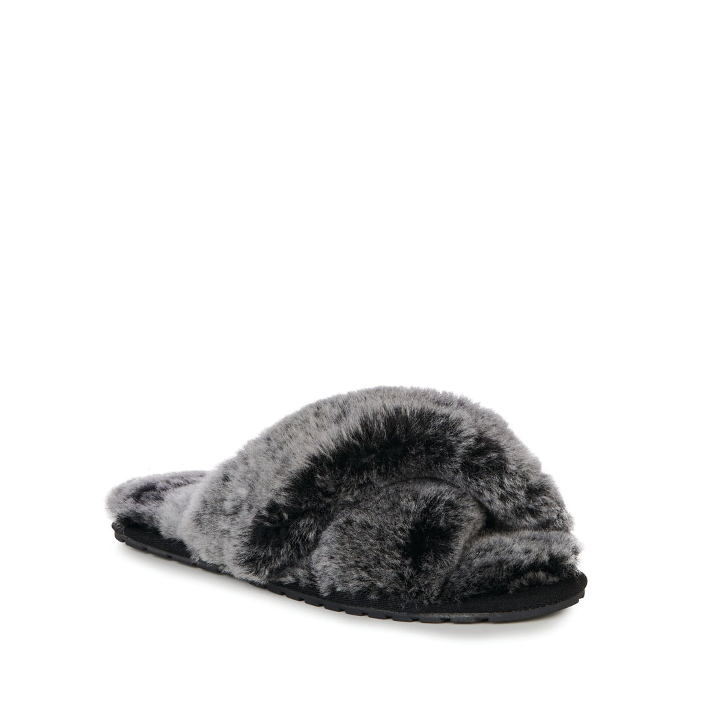 MAYBERRY FROST SLIPPER (BLACK) - EMU