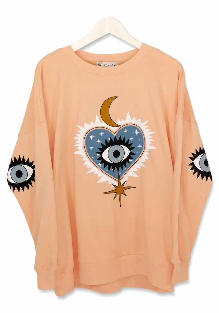 THE GOOD EYE ROADTRIP SWEATSHIRT - WILDFOX