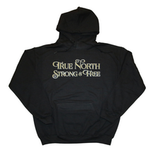 Load image into Gallery viewer, True north printed hoodie