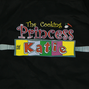 The cooking Princess custom Apron