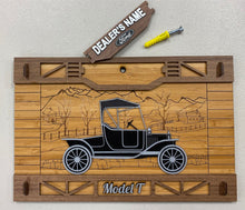 Load image into Gallery viewer, Ford Model T Wall Decor