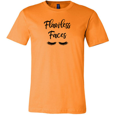 Flawless Faces Lashes Tee