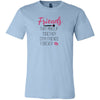 Friends that Makeup Together stay Friends Forever Lips Tee
