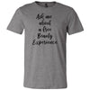 Ask me about a free beauty Experience Tee