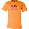 Boss Babe Heart Tee