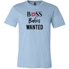 Boss Babes Wanted Tee