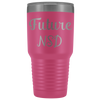 Future NSD 30 oz Travel Tumbler | Etched / Engraved Stainless Steel Mug Hot/Cold Cup - 12 Colors Available