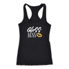 Gloss Boss Gold Lips Tank Top