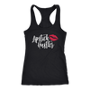 Lipstick Hustler Red Lips Tank Top