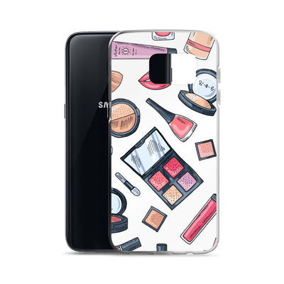 Makeup Background Samsung Phone Case