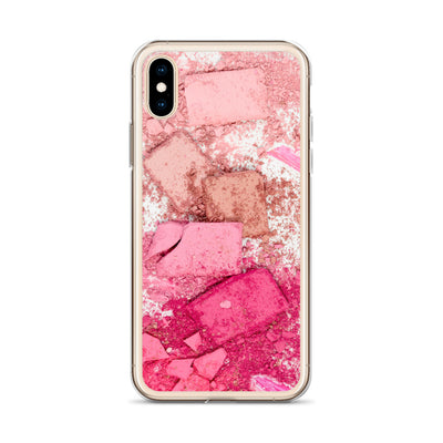 Broken Blush iPhone Case