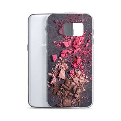 Broken Makeup Samsung Phone Case