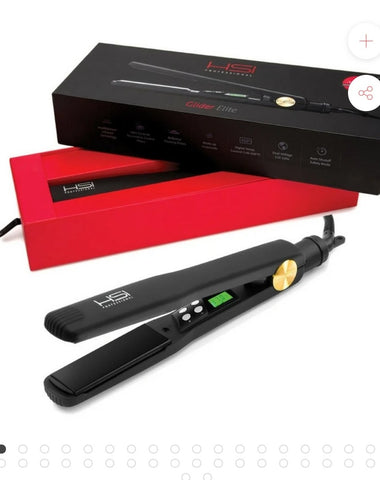HSI Professional - Ceramic Glider Elite Flat Iron - HAIR STRAIGHTENER