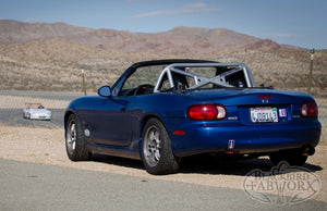 Blackbird Fabworx NB GT3 Roll Bar - 99-05 NB Miata