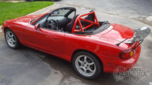 Load image into Gallery viewer, Blackbird Fabworx NB Single Diagonal Gen2 Roll Bar - 99-05 NB Miata