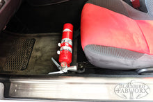 Load image into Gallery viewer, Blackbird Fabworx Fire Extinguisher Bracket - NA/NB Miata (90-05)