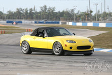 Load image into Gallery viewer, Blackbird Fabworx Adjustable Lexan Spoiler - NC Miata (06-15)