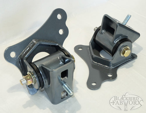 Blackbird Fabworx Engine Mounts - 1.8L Miata (94-00)