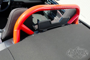 Blackbird Fabworx ND RZ Roll Bar - SCCA Legal and soft top compatible!