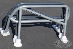 Blackbird Fabworx NB Single Diagonal Gen2 Roll Bar - 99-05 NB Miata