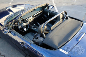 Blackbird Fabworx Cosmetic Covers for NC RZ installation - NC Miata (06-15)