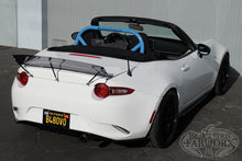 Load image into Gallery viewer, Blackbird Fabworx Adjustable Lexan Spoiler - ND Miata (2016-up)