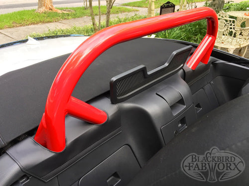 Blackbird Fabworx Cosmetic Covers for ND RZ installation - ND Miata / Fiat 124 Spider