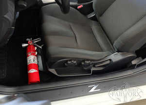 Blackbird Fabworx Fire Extinguisher Bracket - Nissan 350Z (02-08)